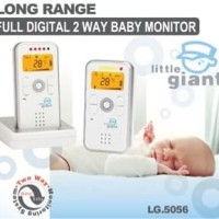 Limited little giant baby monitor lg5056