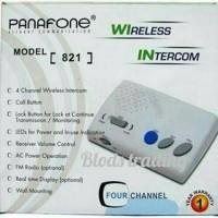 Limited Baby monitor interkom wireless PANAFONE 821