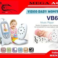 Limited Color Video Baby Monitor VB601 Night Vision 2 0 Inch