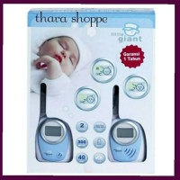 Limited Little Giant Baby Monitor