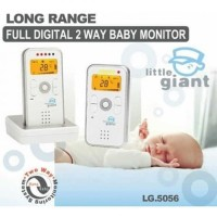 Limited Little Giant LG 5056 2 Way Baby Monitor