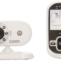 Limited Baby Monitor Motorola MBP26 Wireless 2 4 GHz Video with 2 4 C