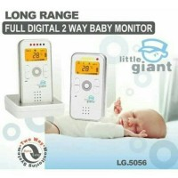 Limited little giant long range 2way baby monitor