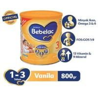 BEBELAC 3 MADU VANILA - 800G