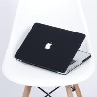 Aksesoris Black Case for Macbook Pro Retina 15 inch