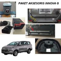 Paket Aksesoris Mobil Innova Reborn dapat 5Item