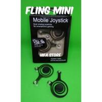 Fling Mini Mobile Joystick Game Pad Gamepad PUBG