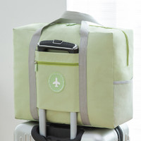 POMPON Waterproof Foldable Pocket Solid Color Travel Bag, Tas Travel