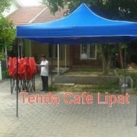 Tenda cafe lipat 2x3