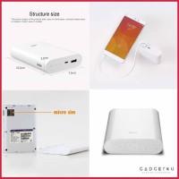 PROMO XIAOMI MODEM WIFI ROUTER MIFI ZMI MF855 4G LTE POWERBANK