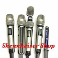Mic Wireless Sennheiser Skm 9004 U 4 Channel Wireless Microphone Pll