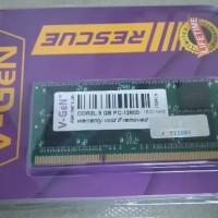 RAM Laptop Sodimm VGeN 8 GB DDR3L PC12800