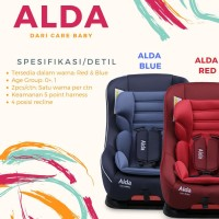 Carseat Care Baby ALDA