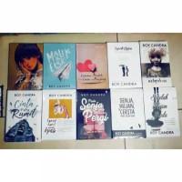 Paket 5 Novel BOY CANDRA BEBAS PILIH