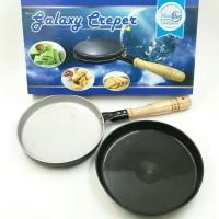 Wajan kwalik galaxy crepes maker creper untuk risol dadar gulung