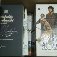 Komik Islami SHALAHUDDIN AL AYYUBI + Bonus Tanda Tangan Asli om Handri