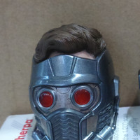 Hot Toys Star Lord Deluxe LED Robot Head