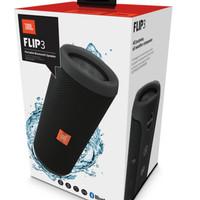 JBL Flip 3 Speaker Bluetooth Splashproof Produk Resmi