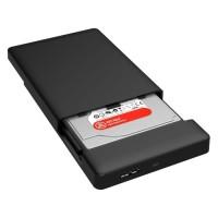 ORICO 2588US3 BLK 2.5 inch HDDSSD Mobile Enclosure USB 3.0 Black