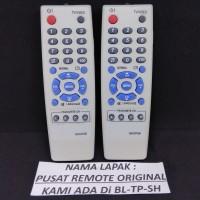 REMOTE REMOT TV SHARP ALEXANDER IIOTTO TABUNG SLIM FLAT GRADE ORIGINAL