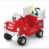 Fire truck little tikes sewa