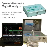 Quantum Resonance Magnetic Analyzer Green World - Alat Cek Kesehatan