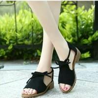 sepatuafa - Flat Shoes Sandal tali Gelang Wanita WA01