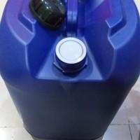 Jerigen / Jerry can / Jeriken 25 liter Baru food grade - Biru