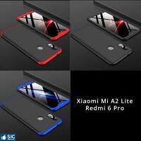Xiaomi Mi A2 Lite Armor 360 Full Cover Slim Hard Case 1157