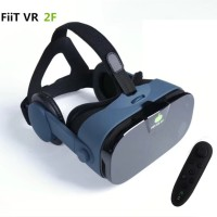 FiiT VR 2F Virtual Reality Glasses 3d Helmet Box vr Mobile 3D Video