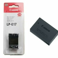 Battery Batre Kamera Canon LP E17 For Eos 750D 760D 8000D M3 M5 M6