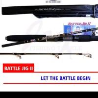 Joran Pancing Penn Battle Jig II 602 Pe 2-4