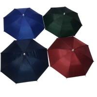 Payung Topi / Topi Payung / Payung Kepala diameter 50cm