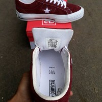sepatu converse premium low one star port royale