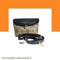 Tas Songket Anata Black