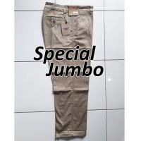 Celana Chino Panjang/Celana Panjang Katun Ukuran Jumbo/Big Size