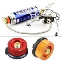 Adaptor kompor camping ultralight mini portable gas butana hicook