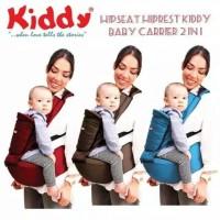 kiddy hiprest baby carrier 2in1