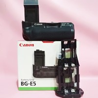 BATERAI GRIP CANON BG-E5 For 450D, 500D, 1000D