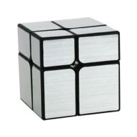 Rubik 2x2 Mirror YongJun 2x2 Mirror Black Silver