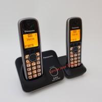 Telepon Wireless Panasonic KX-TG3712 Hitam