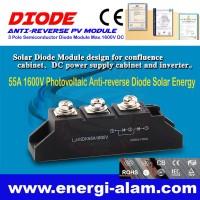 Dioda Anti Reverse 55A 1600V 3Pole PV Blocking Rectifier Panel Surya