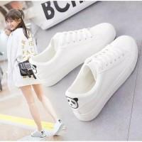 Sepatu Kets santai Wanita sneakers Motif Panda SP04