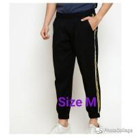 Celana Panjang Jogger Pria Size M American Jeans bukan nevada