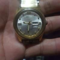 jam tangan antik seiko automatic original normal