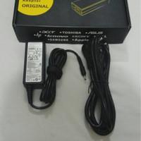 adaptor charger laptop Samsung 19v - 2.1A original charger Small plug