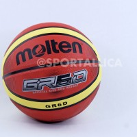 Bola Basket Molten GR6D Brown BasketBall / Size 6 / Ukuran 6