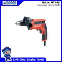 MESIN BOR HAMMER DRILL TANGAN LISTRIK MAKTEC MT 80 B / MT80B / MT 80B