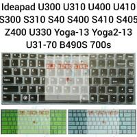 Keyboard Protector Lenovo U410 U400 Z400 S300 S400 B490 Yoga-2