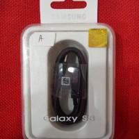 New Kabel Data Samsung Galaxy S8 Type C Ori - Black Terbaik